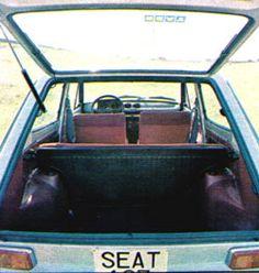 maletero SEAT 127 LS 3P