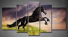Image result for horse or unicorn feature outdoor wall panel