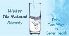 Water - The Natural Remedy