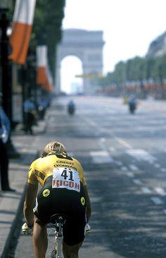 5abb5fb12 Tour de France - 1989 Vintage Cycles
