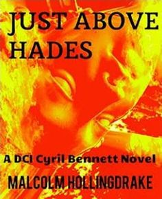Indie Bookworm: #review of Just Above Hades by M. Hollingdrake #detectivefiction