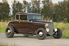 1932 Ford highboy 5 window coupe