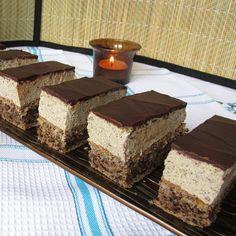 Poppy Cake, Cake Recipes, Dessert Recipes, Hungarian Recipes, Tiramisu, Deserts, Food And Drink, Pudding, Sweets