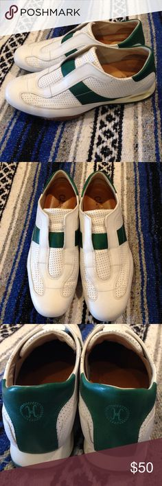 Nike Air Cole Haan Shoes these shoes are in good condition. the insides are clean. up under the front toes have some scuffs. Cole Haan Shoes Sneakers