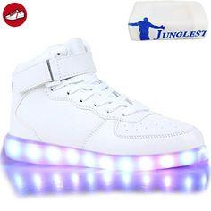 [Present:kleines Handtuch]c31 EU 40, LED Farbwechsel Damen JUNGLEST® Sneakers weise