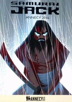 Samurai Jack | Veja a primeira imagem do retorno da série | Omelete