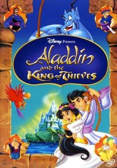 Disney Collection * NR-Not Rated ~ Animation, Comedy, Family, Fantasy, Musical, Romance = aladdin and the king of thieves - 1996 '2004'