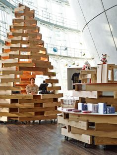 トラフ:国立新美術館のスーベニアフロムトーキョー 新ショップスペース : promostyl JAPAN news
