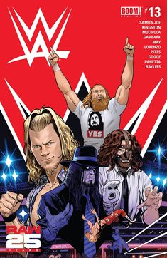 Buy WWE by Dennis Hopeless, Doug Garbark, Hyeonjin Kim, Serg Acuna, Tini Howard and Read this Book on Kobo's Free Apps. Discover Kobo's Vast Collection of Ebooks and Audiobooks Today - Over 4 Million Titles! Wrestling Posters, Wrestling Wwe, Undertaker, Best Wrestlers, Eddie Guerrero, Boom Studios, Chris Jericho, Kevin Owens, Wwe Wallpapers