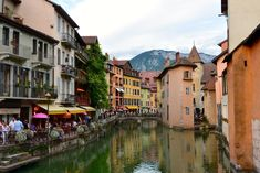 In the Haute-Savoie region of France there lies the best little town in the whole world. Annecy, France. It is a definite must go to place in Europe for multiple reasons. It's charm, small cobblestone streets, great restaurants, and stunning views. I love coming here during the summer to enjoy a day at the lake,