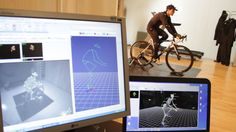 optical motion capture system for bike fitting. Professional and affordable, Cycling Studio is the optimal choice for professionals. Motion Capture, Monitor, Cycling, Swimming, Bike, Studio, Graphics, 3d, Running