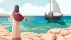 Wenn wir Jesus Christus nachfolgen, beginnt ein neues Leben. Wenn wir ihm…
