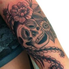 Tatuagem feita pelo mestre Edu. #tattoo #tatuagem #ink #skull