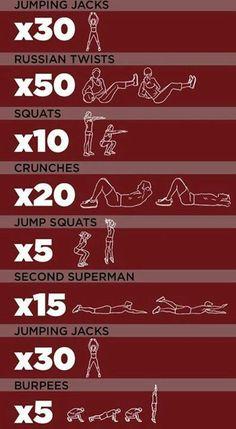 Total body workout http://www.naturalenhancementblog.com #glutes #butt #betterbody #TotalBodyWorkouts