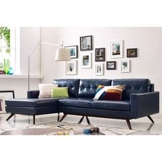 Found it at AllModern - Caleta Sectional