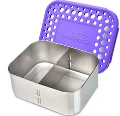 Lunchbots stainless steel bento lunch containers