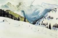 Przysłop Miętusi z widokiem na Czerwone Wierchy Montreal, Poland, Mount Everest, Mario, Snow, Mountains, Nature, Travel, Outdoor