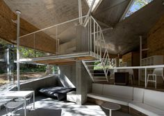 Doublenegatives Architecture - House in the Yatsugatake...