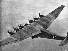 Messerschmitt Me 323 « Gigant Propeller Plane, Aircraft Propeller, Ww2 Aircraft, Military Jets, Military Aircraft, Luftwaffe, Hellenic Air Force, Pilot, Flying Boat
