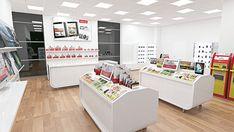 CEWE SK - Store on Behance Interior Architecture, Interior Design, Behance, Concept, Store, Projects, Architecture Interior Design, Nest Design, Log Projects