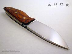 Tactical-Hunter - Alan Harvey Custom Knives