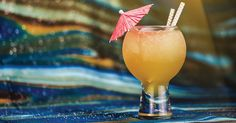 Tropical Drinks We Love: The Captain's Holiday