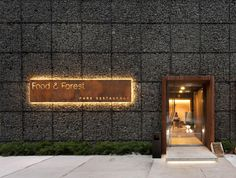 FOOD AND FOREST PARK RESTAURANT by Billiani srl