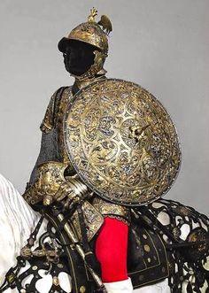 H.I.R.H. Archduke Ferdinand of Austria and Tyrol Armor