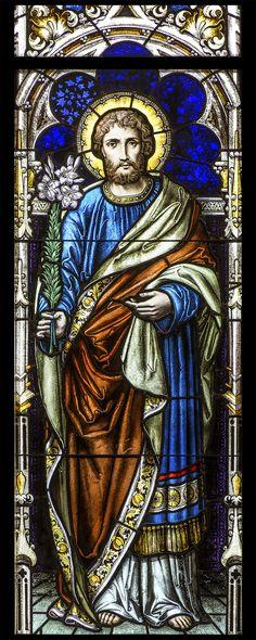 https://flic.kr/p/p3Fqjj | Saint Joseph | Guardian Angels Catholic Church, Orillia, Ontario, Canada.
