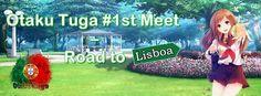 Otaku Tuga #1st Meet 2016 - Lisboa, Portugal, 2 de Abril de 2016 ~ Kagi Nippon He ~ Anime Nippon-Jin