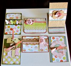 kerrie gurney : couture creations doily die, couture creations nesting dies, martha stewart punches couture creations embossing folders
