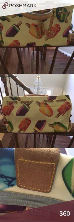 Dooney & Bourke Popsicle Bag. Authentic DB excellent condition. Dooney & Bourke Bags Totes