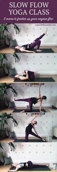Yoga with Kassandra offers free online Yin Yoga  Vinyasa Flow yoga classes, daily yoga inspiration and yoga pose demonstration! #yogasequencesvinyasa #YogaPoses