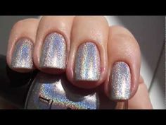 SRO (Standing Room Only) Silver - OPI Holiday on Broadway Collection