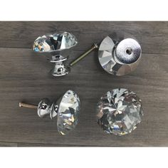 Diamante Round Knob Cabinet And Drawer Knobs, Bathroom Installation, Hazelwood Home, Plumbing, Beautiful Homes, Stud Earrings, Accessories, Jewelry, House Of Beauty