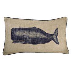 Accessories: Thomas Paul Seafarer Jute Pillows