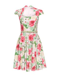 Wonder Bloom Dress | Vintage Dresses | Review Australia Vintage Dresses, Vintage Outfits, Vintage Fashion, Unicorn Dress, Review Fashion, Rockabilly Fashion, Parisian Chic, Review Dresses, Dress Collection