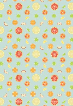 Fruit Patterns | All works © Aaron Miller 2011 or their respective owners. Do not ...