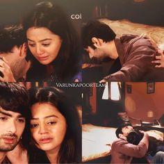 I can't even praise them enough. Each & everytime we are blown away by their awesome performances 😭❤️ Just a big thank you for being Swara and Sanskaar 🙌🏼 @hellyshahofficial #VarunKapoor #Swara #Sanskaar #SwaSan #painful #intensity #chemistry #theyarethebest @colorstv