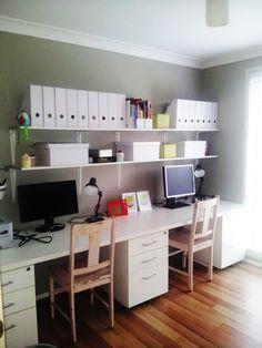 Home office/ Teacher space