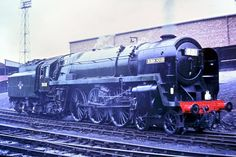 70038, Robin Hood, Britannia class locomotive
