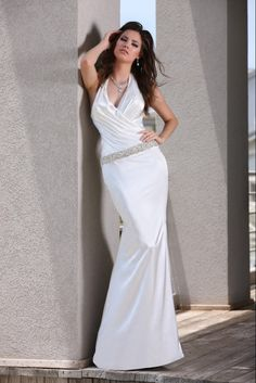 Style 50246 » Wedding Gowns » DaVinci Bridal » Available Colours : Ivory, White