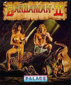 El Descanso del Escriba: Barbarian II The Dungeon of Drax:Espada y Brujería...