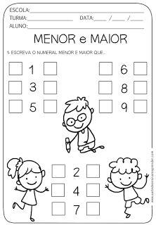 Preschool Writing, Kindergarten Math Worksheets, Preschool Games, Activities For Kids, Alphabet Templates, Math Books, Math For Kids, Classroom Quotes, Math Lessons