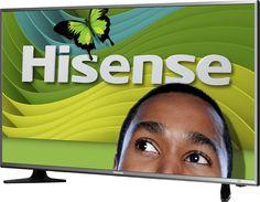 """Hisense - 32"""" Class (31.5"""" Diag.) - LED - 720p - HDTV - Black, 32H3B1"""