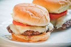 Five Guys Style Little Cheeseburgers