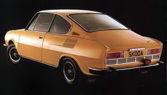1970-1980 SKODA S110R specifications | Classic and Performance Car