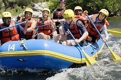 The scenic section of the Stanislaus River is popular with both experienced and inexperienced paddlers due to its outstanding mix of wildlife and variety of topography. http://www.visitoakdaleca.com/things-to-do/outdoor-activities/#