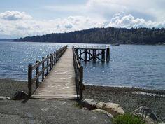 Bainbridge Island - Crystal springs dock