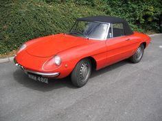 1968 Alfa Romeo 1300 Spider Junior